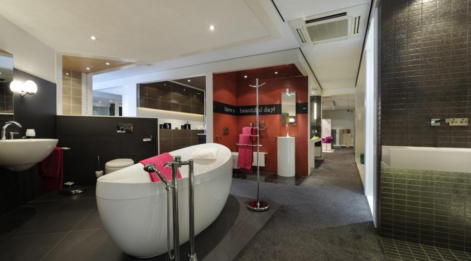Badkamer Showroom Wijchen : Verhaal team aalbers badkamers op noviteitenjacht aalbers